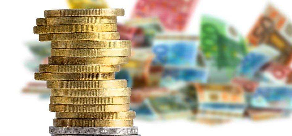 Die EZB veröffentlicht den Spread zwischen €STR und EONIA